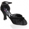 RETRO-03 Black Satin